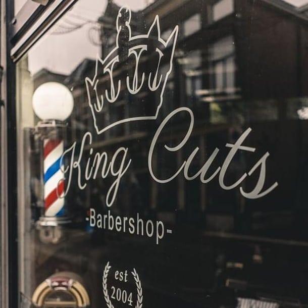 Barbier Gur van King Cuts Barbershop